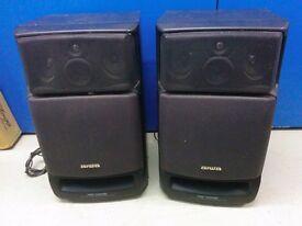 Aiwa SX-FZ1700 Surround Speakers (Pair)