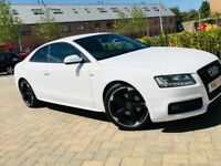 AUDI A5 2.0 TDI S-LINE BLACK EDITION 61 PLATE HIGH SPEC