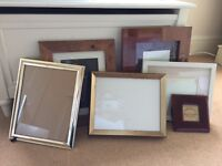 6 Picture frames