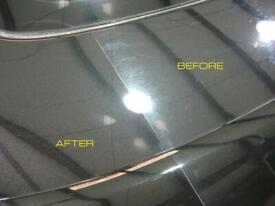 Car Detaling Scratch removal