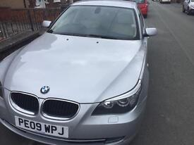 BMW 5 salon