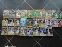 Playfair Cricket Annuals