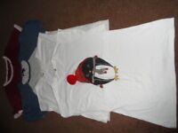 4 Ladies t-shirts