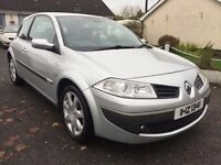 2006 Renault Megane Maxim 1.5DCi**Long MOT**Cards Accepted**