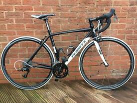 Planet X RT58 Road Bike, sram apex groupset, Size 54cm