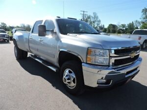 2012 Chevrolet Silverado 3500 LTZ. Diesel. 4X4. Leather. Ready t