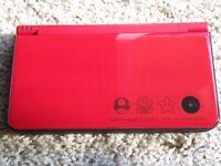 Nintendo DSi XL 25th Anniversary Super Mario Edition Console