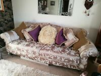 Barker and Stonehouse 3 Seat Sofa (Including two cushions)