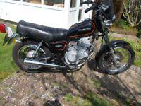 Suzuki GN 250cc Excellent condition Excellent runner