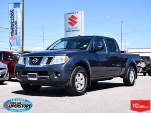 2013 Nissan Frontier SV Crew Cab 4x4 ~Backup Cam ~Trailer Tow