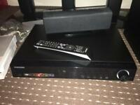 Samsung 5.1 DVD player 1000w surround home theatre sound system, with radio tuner, Bluetooth and usb