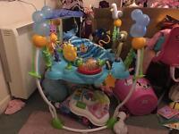 Disneys Finding Nemo Baby Activity Centre Jumper!