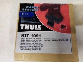 Thule 1091 Fixing Kit
