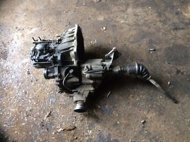 Ford Mondeo Mk1 Mk2 4x4 running gear, gearbox , prop, rear axle with diff