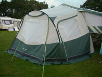 pennine pullman folding camper