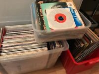 Job lot 230+ vinyl records (Classical / Easy Listening / Misc).