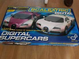 Scaletrix digital supercars