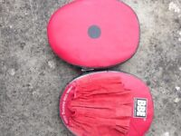 BBE 3ft Punch Bag , Gloves and Pads