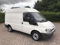 2005 Ford Transit 2.0 TD 280 SWB HIGH ROOF, 1 OWNER, 12 MONTHS MOT, NO VAT (Custom Connect Fiesta)