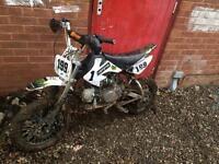Pitbike 125cc lithan