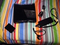 Xbox 360 Slim 250 GB (unboxed, wires and console only)