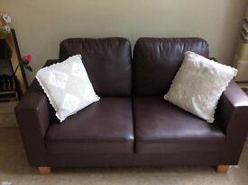 NEEDS GONE TODAY 3 & 2 seater sofas