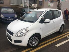 2008 Suzuki splash 1.3 gls plus 5dr full history just 72k