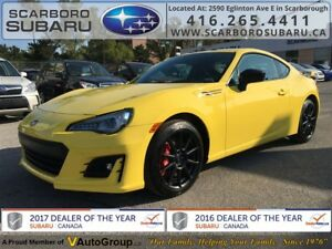 2017 Subaru BRZ Inazuma Edition, FROM 1.9% FINANCING AVAILABLE