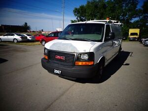 2007 GMC Savana Express