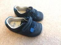 Clarks First Shoes Size 4.5G