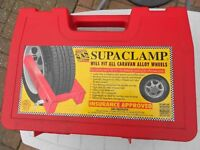 trailer wheel clamp sas
