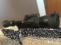 Yukon photon XT 6.5X50 rifle scope