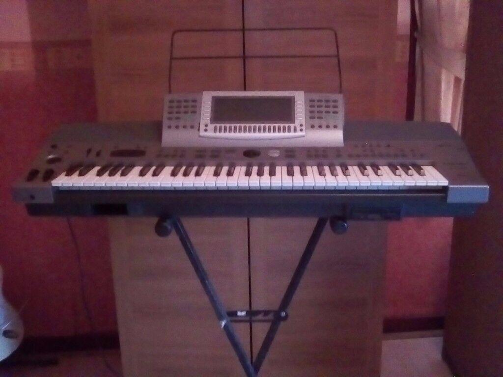 TECHNICS K N 6000 Professional Keyboard
