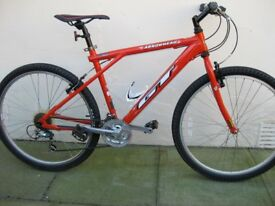 GT Arrowhead Mountain bike, 16inch, excellent condition.