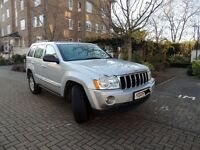 Jeep Grand Cherokee 3.0 CRD V6 Limited Station Wagon 4x4 5dr HUGE SPEC - AMAZING CAR