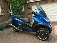 PIAGGIO MP3 500 ie LT Sport 2015 Scooter Very low Miles