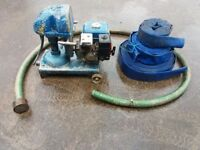 "2"" Diaphram water pump - Wickham Genie"