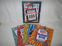 "WHERE'S WALLY ""THE SOLID GOLD COLLECTION"" Box Set"