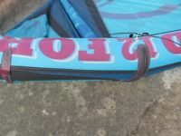 Liquid Force Envy Kitesurfing Kite 12m complete