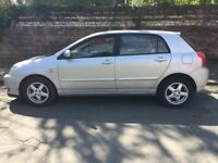 Toyota Corolla 1.4 only 39k miles