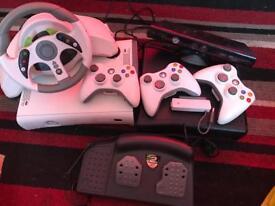 Xbox 360 & xbox 360 kinetc