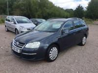 Vw golf MK 5 estate 2008 TDI FSH
