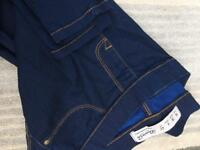 Jean leggings size 10