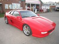 VERY RARE F355 REPLICA 2.8 V6 MANUAL (R.H.D.) ... IN AWESOME RED.............