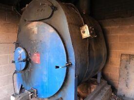 Farm 2000 biomass boiler