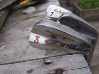 Tom Reekie Rustless Golf Club Irons