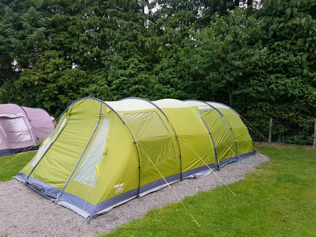 Vango Icarus 500 Deluxe Tent And Awning Package