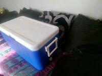 Igloo Island Breeze 48 Coolbox - Blue/White