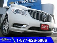 2014 Buick Enclave Leather AWD - Navigation & Accident Free