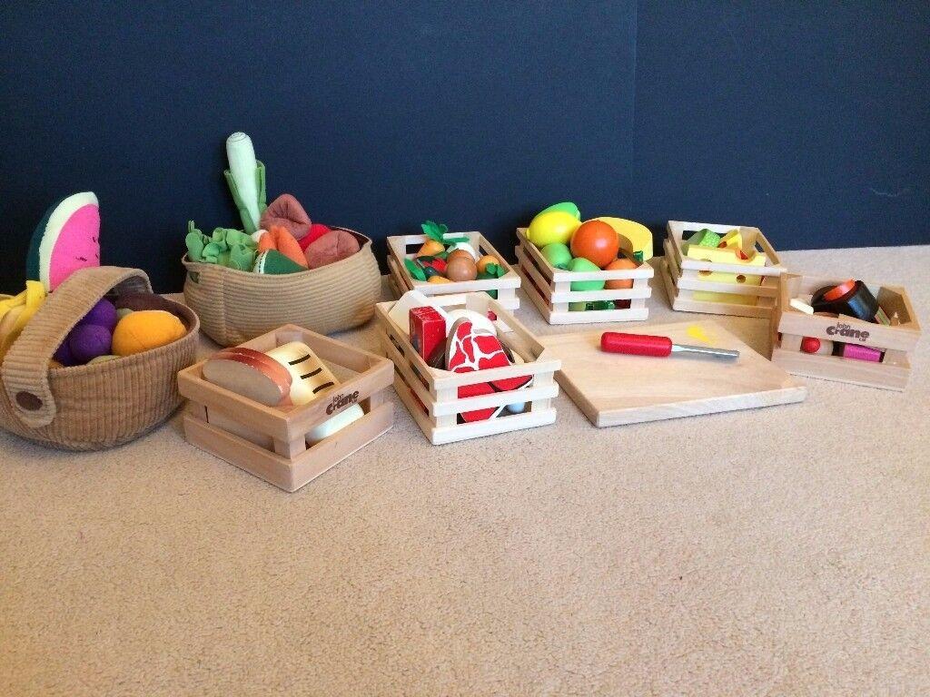 Pretend Food Sets Bundle